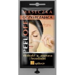 Marion Spa Maseczka Peel Off z dozownikiem Oczyszczająca 18ml