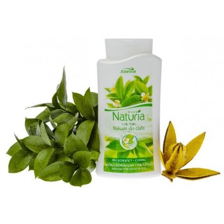 Joanna Naturia Balsam do ciała pielęgnacyjny z Zieloną Herbatą 500ml