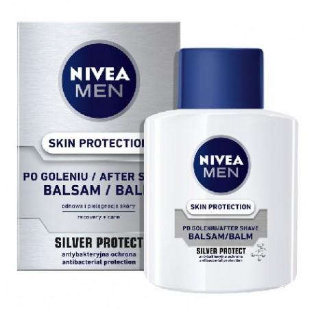 NIVEA MEN Bals.p/goleniu SILVER PROT. 88866