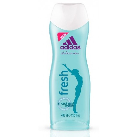 Adidas Women Żel pod prysznic Fresh 400ml