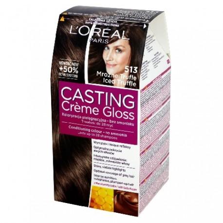 Casting Creme Gloss Krem koloryzujący nr 513 Mroźna Trufla 1op.