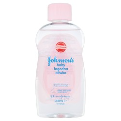 Johnson&Johnson Baby Oliwka dla dzieci 200ml
