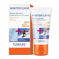 Floslek Winter Care Krem ochronny przeciwsłoneczny SPF 50+ 30ml
