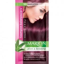 Marion Szampon koloryzujący 4-8 myć nr 99 bakłażan