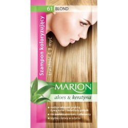 Marion Szampon koloryzujący 4-8 myć nr 61 blond