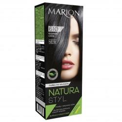 Marion Farba do włosów Natura Styl nr 610 głęboka czerń