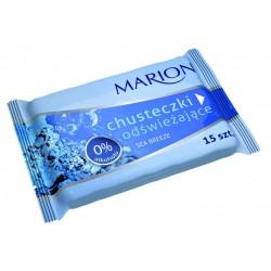 Marion Chusteczki odświeżające Sea Breeze o zapachu morskim 1op-15szt