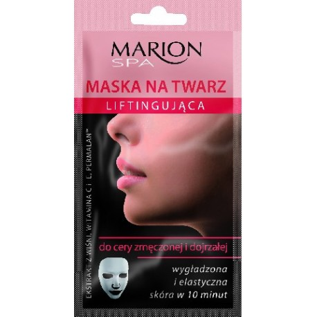 Marion Spa Maska na twarz Liftingujaca 15ml