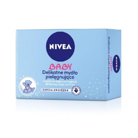 Nivea Baby Delikatne mydło pielęgnujące 100g