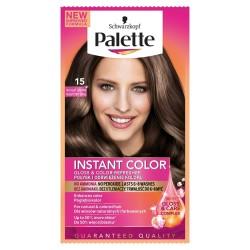 Palette Instant Color Szamponetka koloryzująca Nugatowy Brąz nr 15  1szt