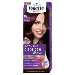 Palette Intensive Color Creme Krem koloryzujący nr R2-ciemny mahoń  1op.