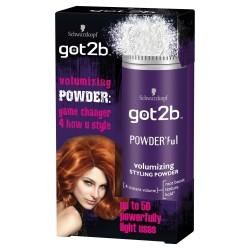 Schwarzkopf Got2b Powder Volumizing Styling Puder stylizujący dla pań  10g