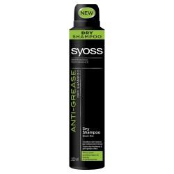 Schwarzkopf Syoss Anti-Greasse Szampon suchy do włosów przetłuszczających się 200ml