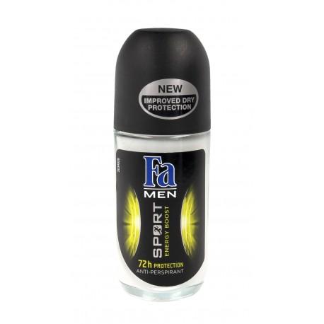 Fa Men Sport Double Power Power Boost Dezodorant w kulce  50ml
