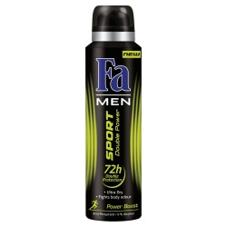 Fa Men Sport Double Power Power Boost Dezodorant w sprayu 150ml