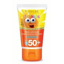 Floslek Sun Care Krem ochronny przeciwsłoneczny dla dzieci SPF 50+ bardzo wysoka ochrona