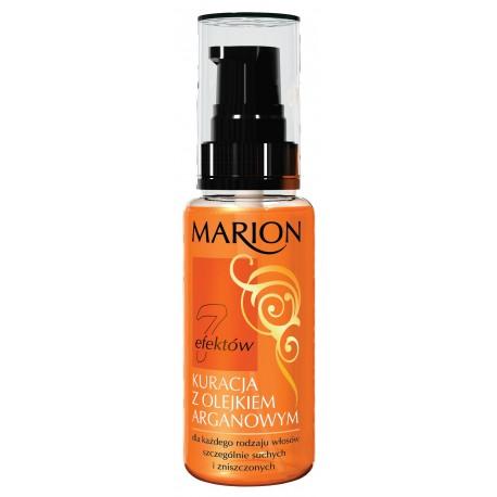 Marion Hair Line Kuracja z olejkiem arganowym 50ml