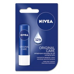 Nivea Lip Care Pomadka ochronna ORIGINAL  4.8g