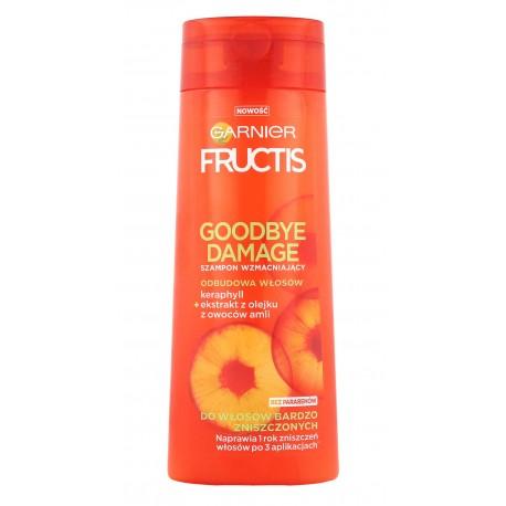 Fructis Goodbye Damage Szampon do włosów odbudowujący 250ml