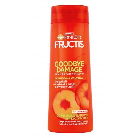 Fructis Goodbye Damage Szampon do włosów odbudowujący 400ml