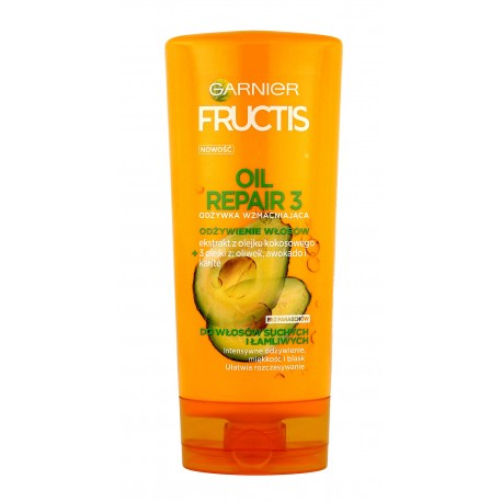 Fructis Oil Repair 3 Odżywka do włosów odżywcza  200ml