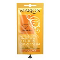 Marion Hair Line 60 sekundowa maseczka z olejkiem arganowym 15ml