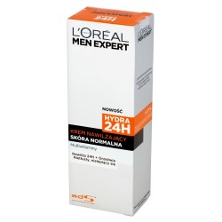 Loreal Men Expert Hydra 24h Krem Nawilżający do  skóry normalnej  75ml