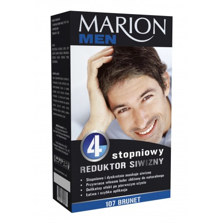 Marion Men Reduktor siwizny nr 107 brunet