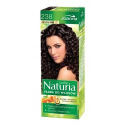 Joanna Naturia Color Farba do włosów nr 238-mroźny brąz  150g