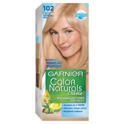 Garnier Color Naturals Krem koloryzujący nr 102 Lodowy Opalizujący Blond 1op