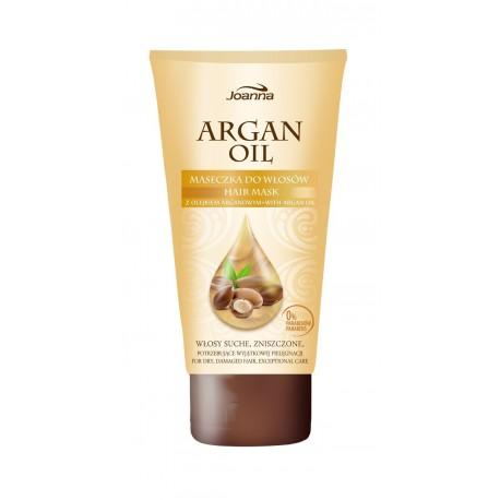Joanna Argan Oil Maseczka do włosów z olejkiem arganowym 150g