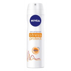 Nivea Dezodorant  STRESS PROTECT spray damski  150ml