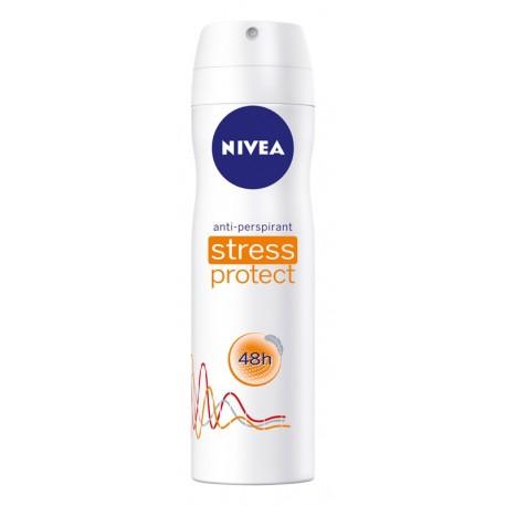 Nivea Dezodorant  STRESS PROTECT spray damski  150ml
