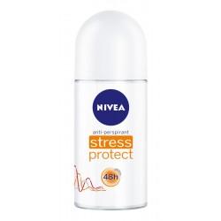 Nivea Dezodorant STRESS PROTECT roll-on damski  50ml