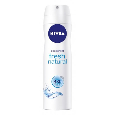 Nivea Dezodorant  FRESH NATURAL spray damski  150ml