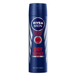 Nivea Dezodorant DRY IMPACT spray męski  150ml