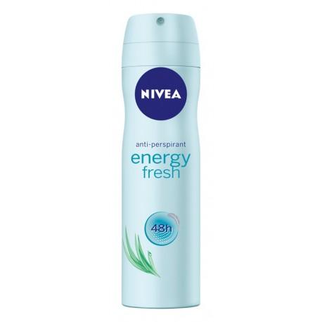 Nivea Dezodorant  ENERGY FRESH spray damski  150ml