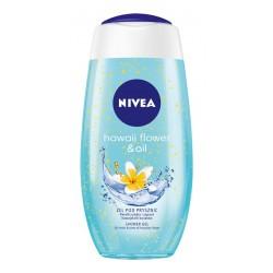 Nivea Shower Gel Żel pod prysznic Hawaiian Flower & Oil 250ml