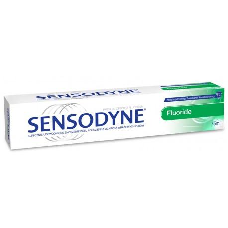 GSK Sensodyne Pasta do zębów Fluoride 75ml