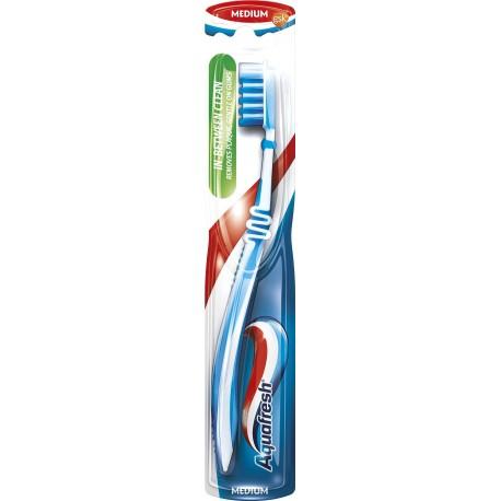 Aquafresh Szczoteczka In-Between Clean Medium  1szt