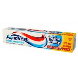 Aquafresh Pasta Fresh & Minty 125 ml