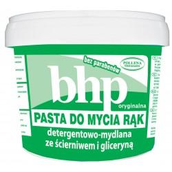 BHP Pasta do mycia rąk detergentowa-mydlana ze ścierniwem i gliceryną 500ml