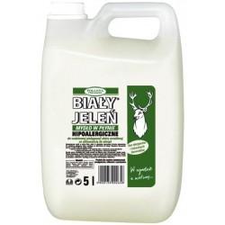 Biały Jeleń Mydło hipoalergiczne w płynie 5l