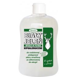 Biały Jeleń Mydło hipoalergiczne w płynie zapas 500ml