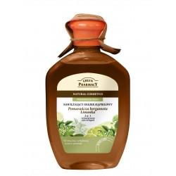 Green Pharmacy Olejek kąpielowy Pomarańcza bergamota, Limonka