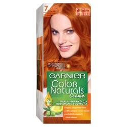 Garnier Color Naturals Krem koloryzujący nr 7.40 Miedziany Blond  1op