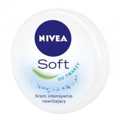 NIVEA Krem SOFT pudełko 50 ml