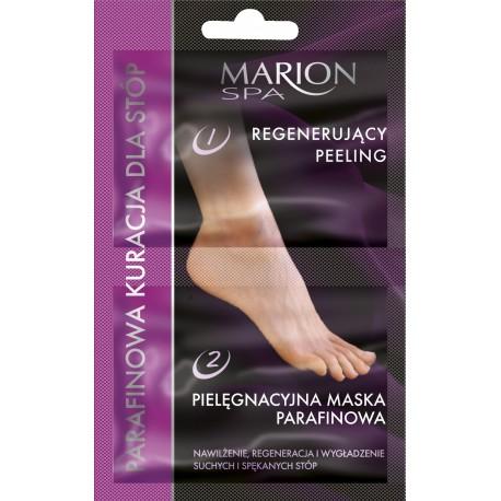 Marion Spa Parafinowa kuracja do stóp