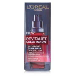 Loreal REVITALIFT LASER Serum do twarzy