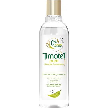 Timotei Szampon Naturalne oczyszczenie 400ml